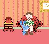 Blue's Clues: Blue's Alphabet Book Game Boy Color Let's go look for clues Steve!