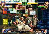 The King of Fighters 2000 Arcade Fall of Chang