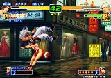 The King of Fighters 2000 Arcade Throw enemy