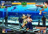 The King of Fighters 2000 Arcade Kasumi's fist