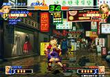 The King of Fighters 2000 Arcade Hinako vs Mary