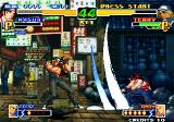 The King of Fighters 2000 Arcade Energy wave