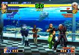 The King of Fighters 2000 Arcade Ramon vs K'