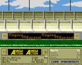 Premier Manager 2 Amiga Stadium advertisements