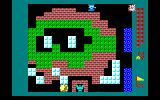 Battle City Sharp X1 Stage 21 and another tribute, this time to Pooka from Dig Dug