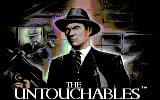 The Untouchables Commodore 64 Loading screen
