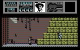 The Untouchables Commodore 64 Beginning level one
