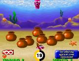 Point Blank Arcade Shoot the octopus.