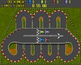 Wiraż Amiga Cup mode track 6 seven curves