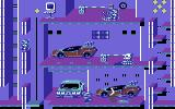 Impossible Mission II Commodore 64 Elvin may be a psychotic madman, but he has a cool taste in cars.