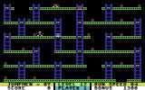 "Jumpman Commodore 64 ""Robots II"" level."
