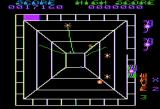 Genesis Apple II Spiders start walking about in wave 3