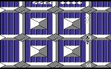Flak: The Ultimate Flight Experience Commodore 64 A grid to bomb.