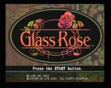 Glass Rose PlayStation 2 Main Title
