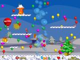 Foxy Jumper 2: Winter Adventures Windows Level 3: bonus balloons. when you go to the house you get a bonus level.