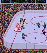 Blades of Steel Arcade Puck is loose.