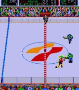 Blades of Steel Arcade Attack failed.