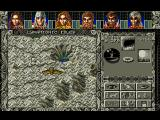 Ambermoon Amiga Later in the game you'll be able to summon a giant eagle and fly over mountains!