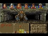 Ambermoon Amiga A fearsome guardian encountered more than halfway through the game - a formidable opponent
