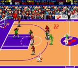 Double Dribble Arcade Defend.