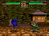 Virtua Fighter 2 Windows Kage vs Lau