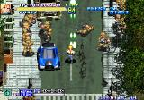 Shock Troopers: 2nd Squad Arcade Game starts