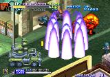 Shock Troopers: 2nd Squad Arcade Special move
