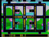 Fantasy Zone: The Maze Arcade Next maze.