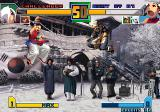 The King of Fighters 2001 Arcade Xiangfei vs Angel
