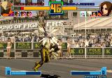 The King of Fighters 2001 Arcade Death from above!