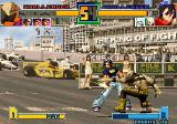 The King of Fighters 2001 Arcade May Lee has trouble
