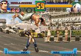 The King of Fighters 2001 Arcade May Lee vs Goro Daimon