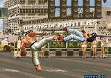 The King of Fighters 2001 Arcade Finishig kick