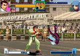 The King of Fighters 2001 Arcade Kula vs Takuma