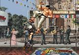 The King of Fighters 2001 Arcade In the air