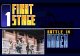 The King of Fighters 2001 Arcade Battle in Korea