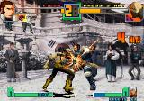 The King of Fighters 2001 Arcade Surprised Maxima