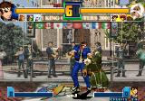 The King of Fighters 2001 Arcade Old master Chin