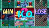 Super Puzzle Fighter II Turbo Arcade KO!