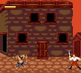 Cutthroat Island Game Gear This pirate punches