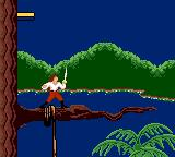 Cutthroat Island Game Gear In the jungle