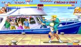 Hyper Street Fighter II: The Anniversary Edition Arcade Good kick.