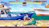 Hyper Street Fighter II: The Anniversary Edition Arcade Low sweep.
