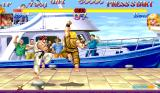 Hyper Street Fighter II: The Anniversary Edition Arcade Ryu's turn.