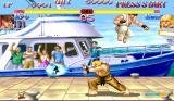 Hyper Street Fighter II: The Anniversary Edition Arcade Missed with the Hadouken.