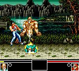 Fatal Fury Special Game Gear Special move