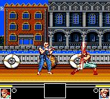 Fatal Fury Special Game Gear spinning sticks