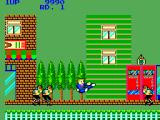 My Hero SEGA Master System flying kick
