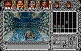 Amberstar DOS Fighting sewer rats - classic stuff!