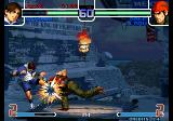 The King of Fighters 2002: Challenge to Ultimate Battle Arcade Running headbutt.